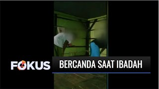 Buat Video Bercanda Saat Salat, 4 Warga Sampang Ditangkap