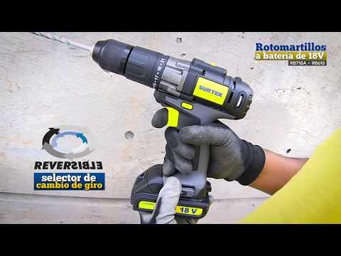 Herramienta Inalámbrica Surtek: Rotomartillos, Taladros y At thumbnail