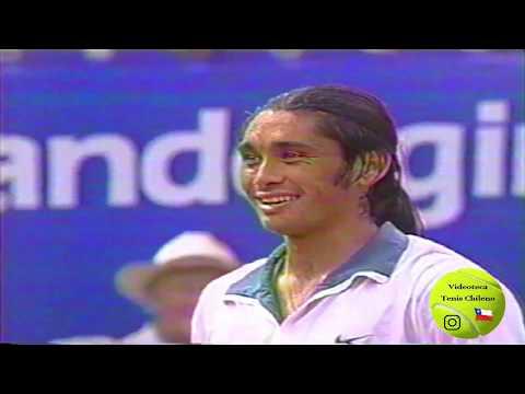 """Marcelo Ríos Vs Boris Becker - ATP Stüttgart 1998 CF Highlights """"Déjame Ganar Un Juego!"""""""