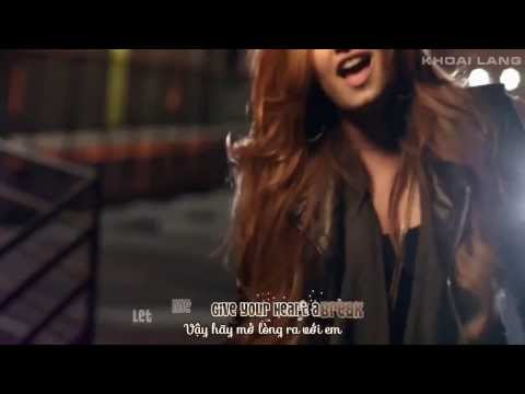 [Vietsub] Give Your Heart A Break - Demi Lovato