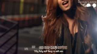 [Vietsub] Give Your Heart A Break - Demi Lovato