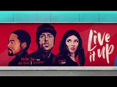Así suena 'Live It Up' la canción del Mundial de Rusia de Nicky Jam, con Will Smith y Era Istrefi