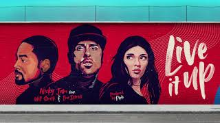 Gambar cover Live It Up - Nicky Jam feat. Will Smith & Era Istrefi (2018 FIFA World Cup Russia) (Official Audio)