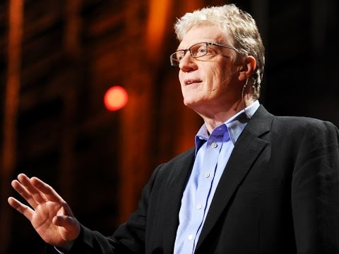 Bring on the learning revolution! | Ken Robinson