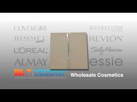 Wholesale Cosmetics by Merchandize Liquidators