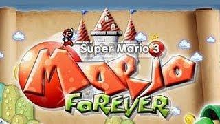 Стрим игры Super Mario Bros Forever PC Прохождение