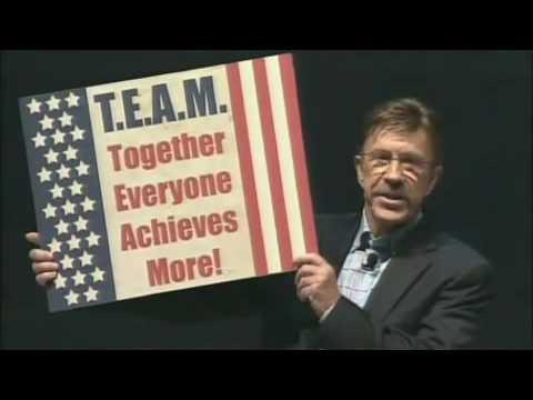 Chuck Norris: Celebration Of American Values 2010 Part 3