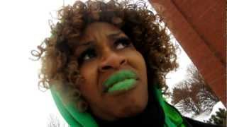 Snow in Connecticut - UCONN ... GloZell, Mother, SK