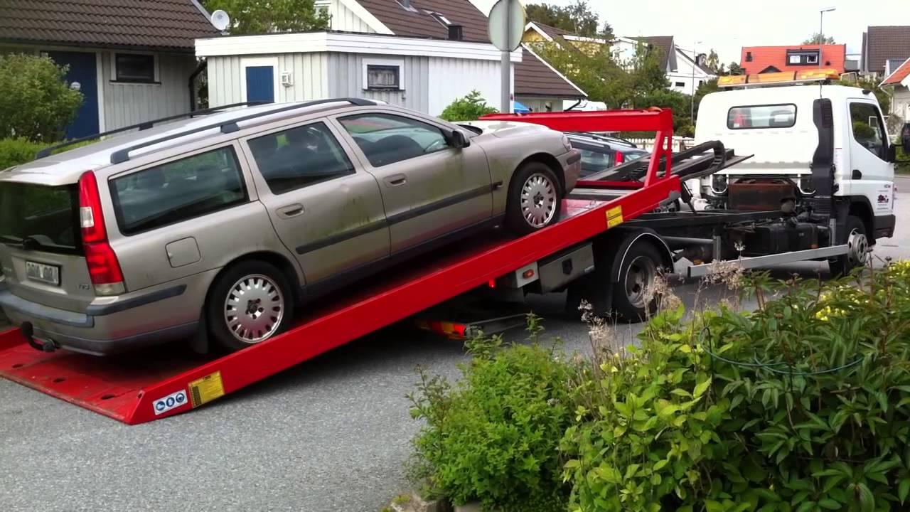skrota bilen gratis hämtning stockholm