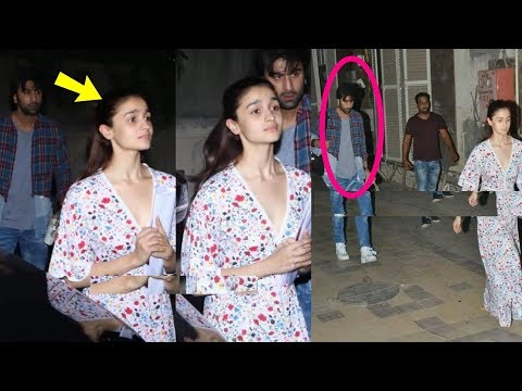 Omg ! Ranbir Kapoor and Alia Bhatt fight with each other after dance  class Mp3