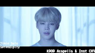 [Acapella] Jimin (지민 of BTS) - Serendipity (Full Length Edition)