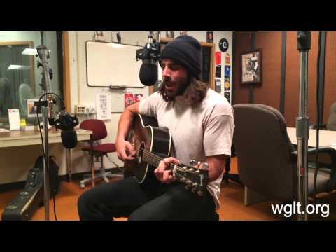 """John Till Performing """"My Lonesome"""" On WGLT"""