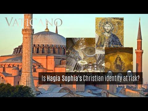 Hagia Sophia converted into a Mosque & Catholic-Muslim Dialogue   EWTN Vaticano