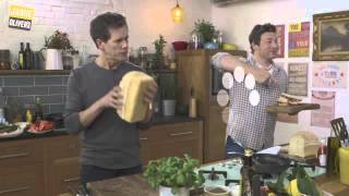 EE Kevin Bacon Jamie Oliver | Battle of the Bacon Sarnie