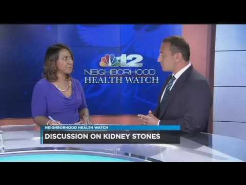 HCA Virginia Neighborhood Health Watch  Kidney Stones  Dr. Michael Byrne