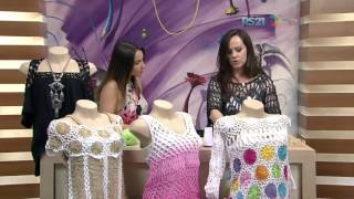 Crochê de grampo – Helen Mareth P1
