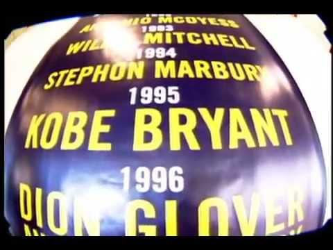 Lenny Cooke, Lebron James, Sebastian Telfair, Kobe Bryant 2001 ABCD CAMP