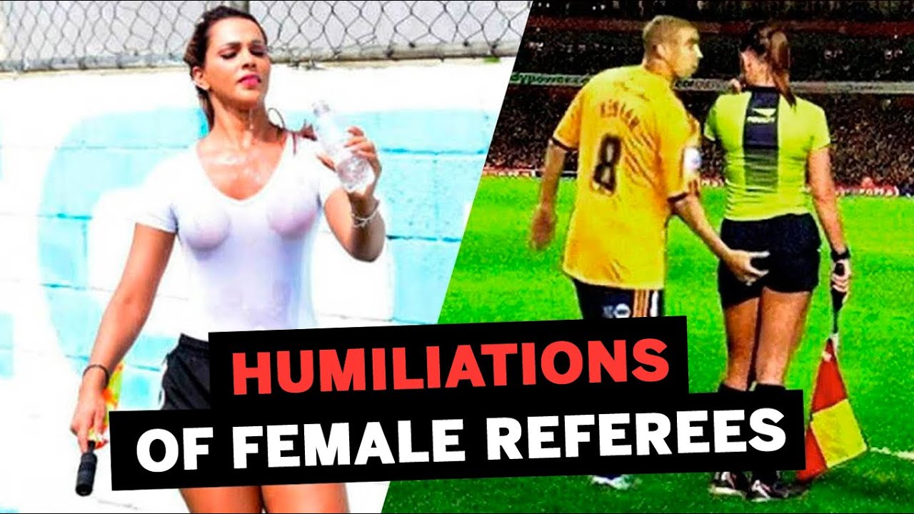Download TOP 5 HUMILIATIONS of female referees