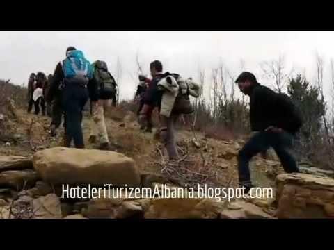 Albania tourism cave, Shpella e mire, Mali i Brrarit 24/02/2013