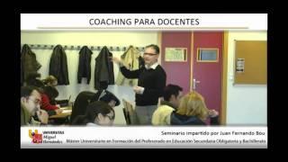 (1/2) Coaching para docentes.