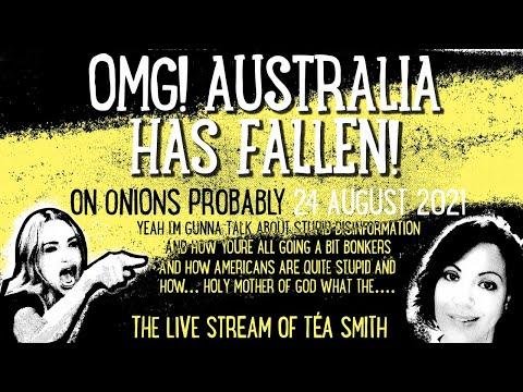 OMG! Australia Has Fallen! 😂