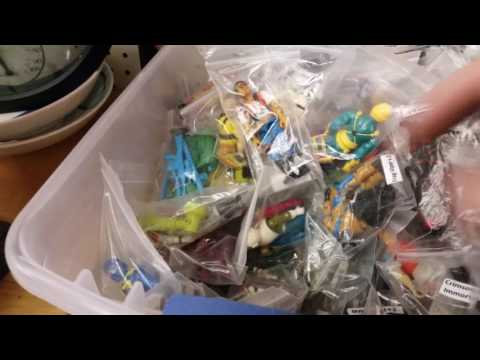Live Retro Toy Hunting Episode #1 Real American Hero.... GI Joe, Transformers GOBOTS