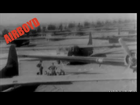 Air Army Invades Germany (1945)