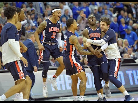 Auburn vs Kentucky: Watch the final five minutes and OT