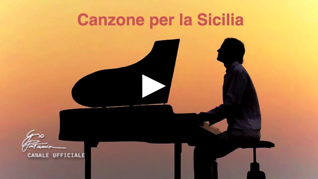 Canzone Per La Sicilia Canzoni Popolari Siciliane Musica Siciliana Video Della Sicilia Youtube