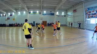 РОСТОВ -СТАВРОПОЛЬ гандбол 2002.1 тайм