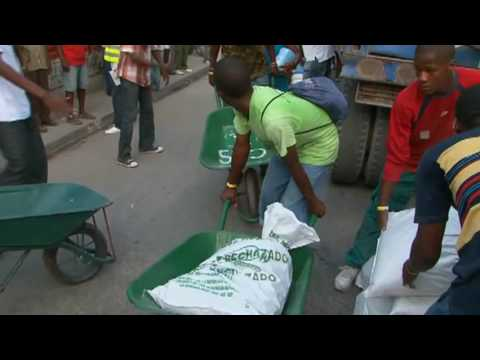 Haitian Farmers' Situation Reflects Food Aid Dilemma