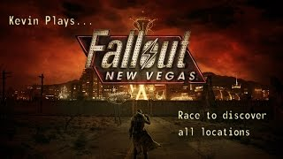 Fallout: New Vegas. Race to all locations. Episode 2.