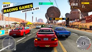 Top 10 Best Offline Racing Games For Android & iOS!