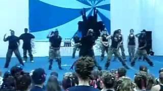 fly girl dance off