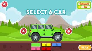 Math Racing Funny Android Game Learn Math With Cars Police Car Monster Car Blue Car Red CAr Farm Ca