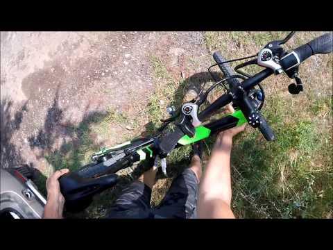 e-bike off road