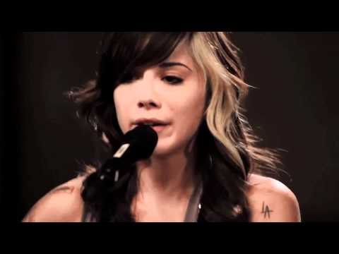 Christina Perri - Tragedy [Live at Ocean Way Studios]