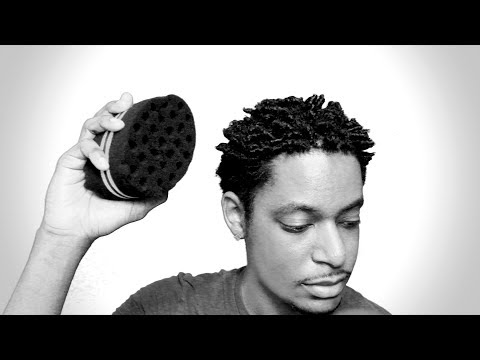 TWIST SPONGE ON SHORT NATURAL HAIR TUTORIAL | WINSTONEE