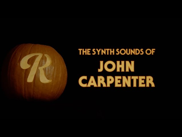 see how john carpenter crafted some of films creepiest scores - Halloween Sounds Torrent
