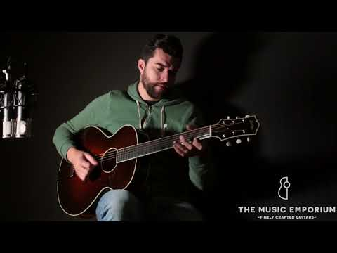 Collings AT-16 #92 Oval Hole @ The Music Emporium