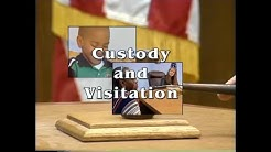 North Carolina Child Custody and Visitation