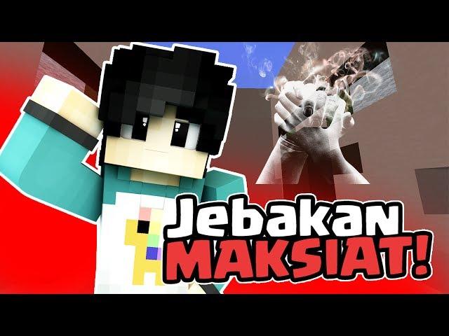 JEBAKAN PENUH MAKSIAT - Minecraft Indonesia (Puzzle Map)