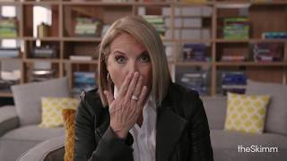 Katie Couric Skimms The Olympics