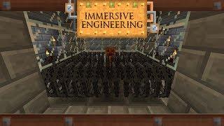 Immersive Engineering | Episode 11 | Razor Wire Mob Farm?