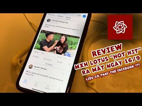 [Góc Review] Trải nghiệm mạng xã hội Lotus Việt Nam trước ngày Open Beta