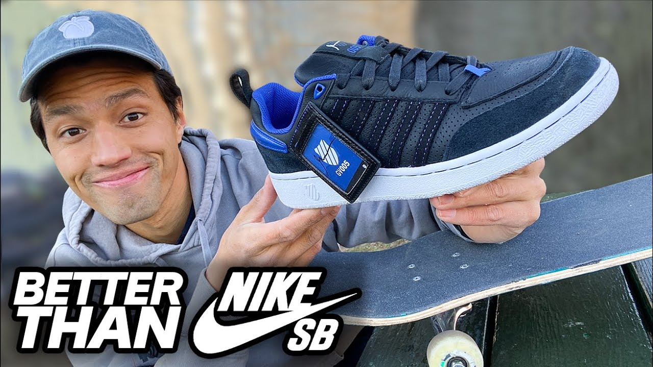 NON SKATE Brands Build Better Shoes