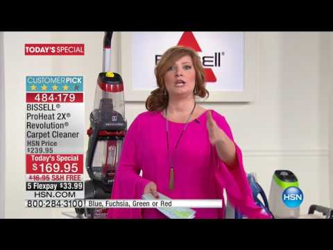 HSN | Home Solutions featuring Bissell 03.28 - 03 PM