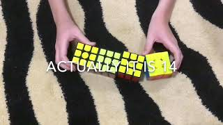 14 things non cubers say and do