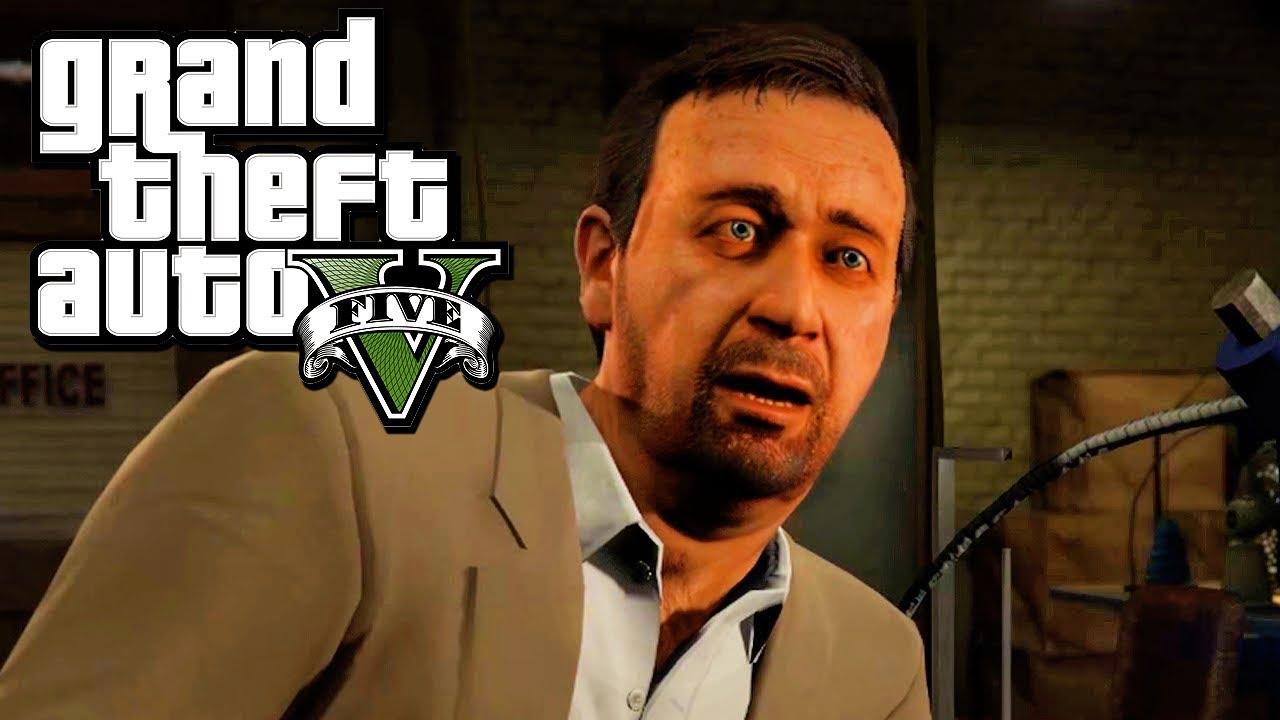 Gta 5 pc gameplay walkthrough mission 60 cleaning for Bureau 13 gameplay