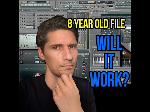 FL Studio tutorial: Opening an 8 year old FL Project, will it work? | Signed by Bassjackers thumbnail